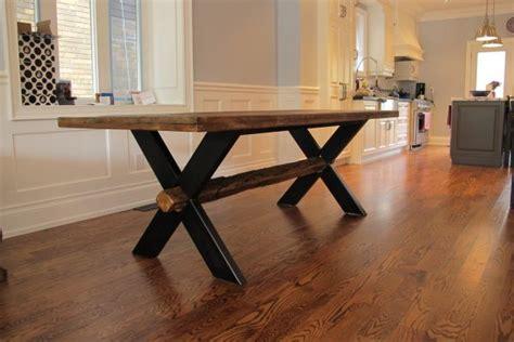 Reclaimed Wood Coffee Table Toronto Provenance Harvest Tables Custom Made Reclaimed