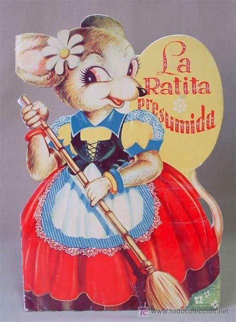 libro la ratita presumida troquelados la ratita presumida cuento troquelado shelo y comprar libros antiguos de cuentos en