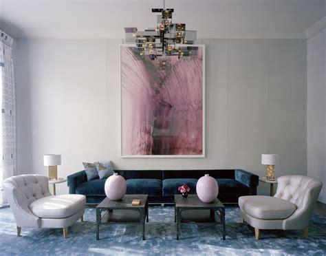 David Collins Studio The Ritz Carlton Residences Bangkok Deco Living Room Furniture