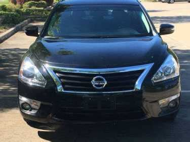 nissan altima black 2014 2014 nissan altima black for sale on craigslist used