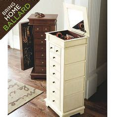 ballard designs jewelry armoire dream out loud on pinterest jewelry chest yellow