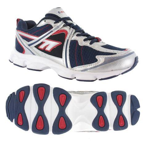 hi tec shoes hi tec fulcrum mens running shoes