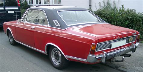 ford m ford 20m p7