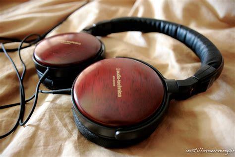 Ath Esw9 Sovereign Wood Headphones by Instillma Audio Technica