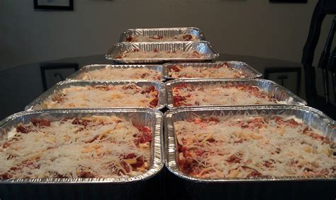 Lasagna Beef Size Everyday Expressions Easy Cheesy Lasagna Freezer Cooking