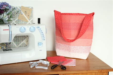 Patchwork Supplies Uk - how to make a patchwork quilted bag hobbycraft