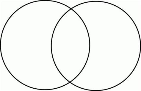venn diagram two circles 2 circle venn diagram dakota studies