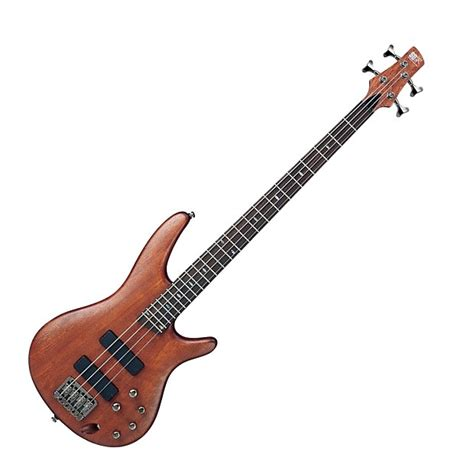 Most Comfortable Bass by Ibanez Soundgear Sr Series Electric Bass Brown Mahogany