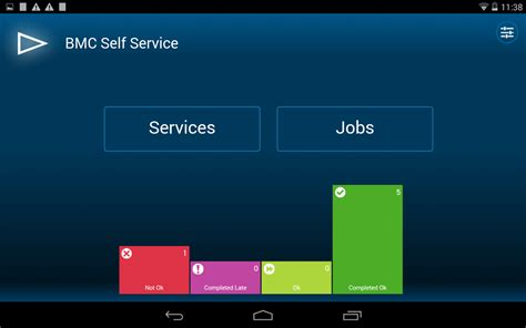 service android bmc m self service android apps on play