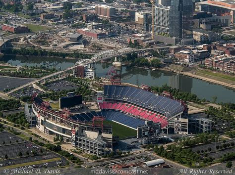 Nissan Of Nashville by Nashville Tennessee Nissan Stadium Michael Davis