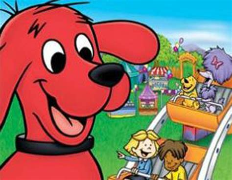 clifford big clifford the big was originally going to be named tiny