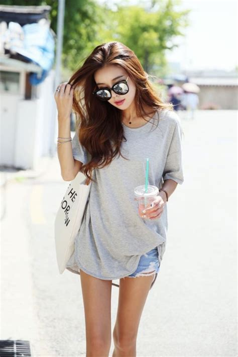 40 simple and korean fashion looks stylishwife