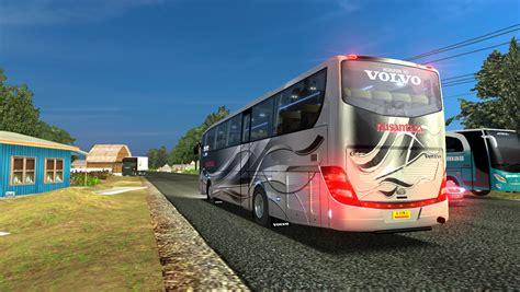 Uk Truck Simulator Ukts Mod Indo mod ukts horizon hd volvo b11 r map ukts indonesia mod