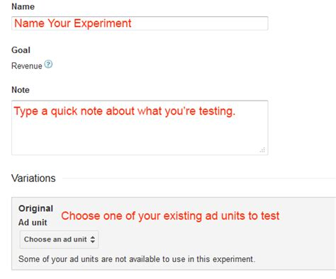 adsense experiments make unlimited income with google adsense google adsense