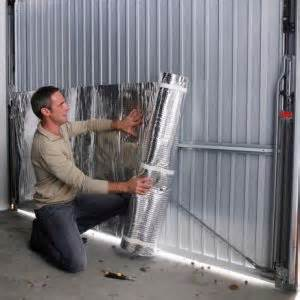 kit isolation porte de garage 1 rouleau 15 m 178 1