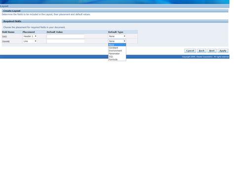 web adi layout oracle web adi creating a custom integrator oracle