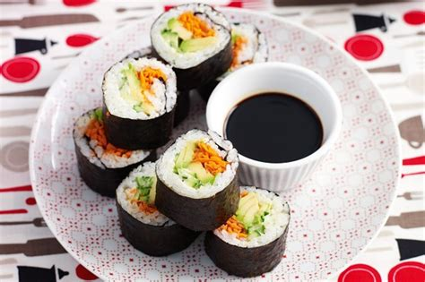 easy healthy and authentic tasting sushi for recipe taste au