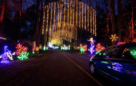 calloway gardens lights callaway gardens in lights 2015 www