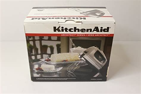 Kitchenaid Mixer Malaysia Price Harga kitchenaid architect series 7 speed mixer cocoa
