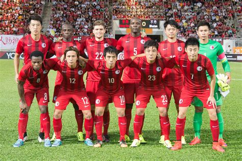 hong kong new year soccer hk team will in shenzhen before china clash offside hk