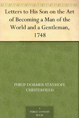 Lord Chesterfield Letters To His