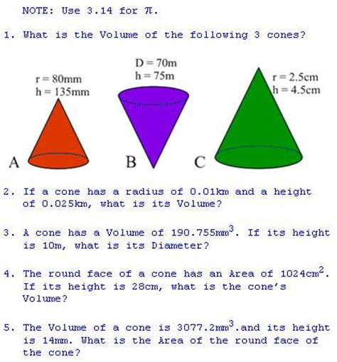 volume of a cone section freemathtutoring volume of a cone exercises part of the