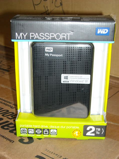 Hdd Enclousure Hdd Wd My Passport Usb 30 Cocok Utk Hardisk Int wd my passport 2tb portable external hdd usb 3 0 keep