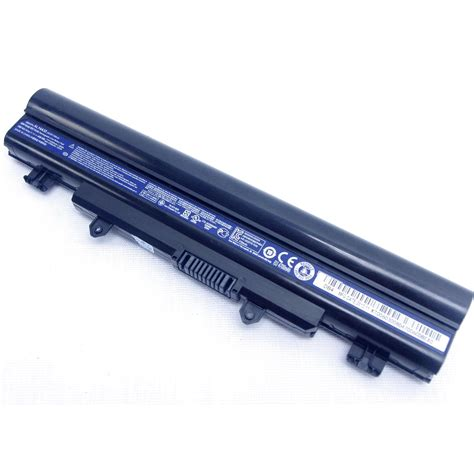 Battrey Acer 14a Black repl for acer aspire e14 e5 572g al14a32 aspire e14 e15 touch series battery black 11 1v