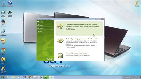 format cd for computer how to re format acer laptop no cd needed pctutoriaals