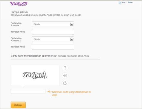 cara membuat e mail yahoo baru cara membuat email yahoo baru artikel teknologi komputer