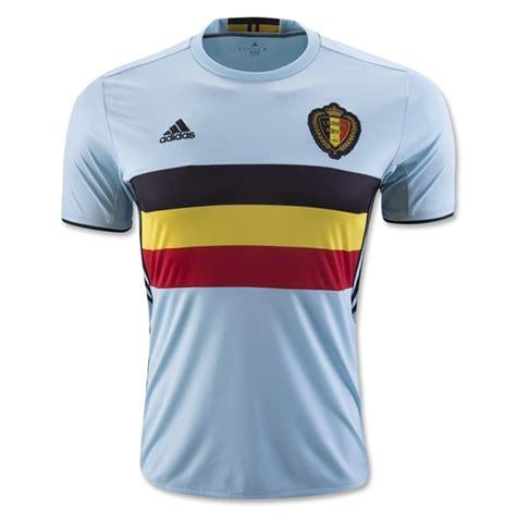 belgium 2016 away soccer jersey belgium