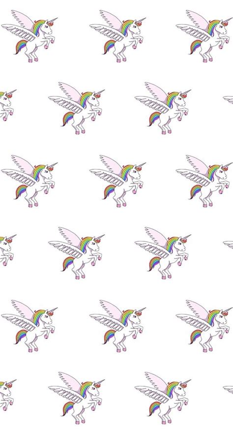 wallpaper pattern finder unicorn pattern find more kawaii iphone android