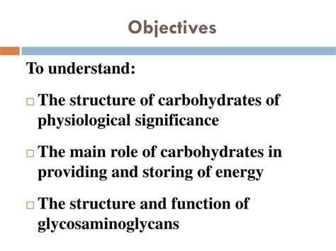 carbohydrates structure and function ppt carbohydrates structure and function powerpoint