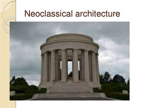 Baroque Architecture by Neoclassical Architecture
