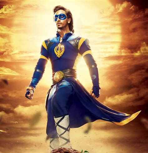 images of jatt a flying jatt title track kids manage to steal the show