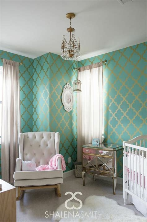 hollywood glam nursery project nursery