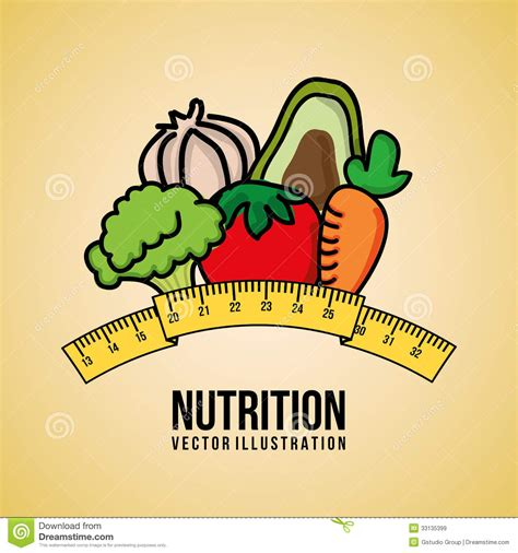 background design nutrition nutrition stock vector image of concept icon biological