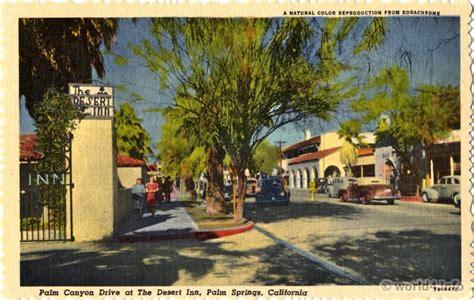 palm desert inn palm drive at the desert inn california lost
