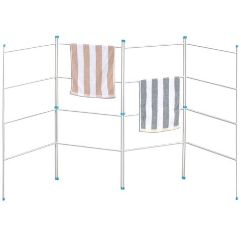 4 section laundry clothes airer 2 3 or 4 section fold 4 6 or 8m laundry
