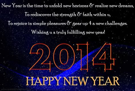 new year wishes in 2014 happy new year 2014 quotes quotesgram