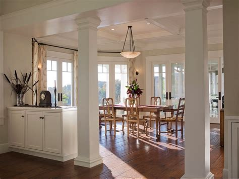 interior home columns creative ways on how to add columns to your home