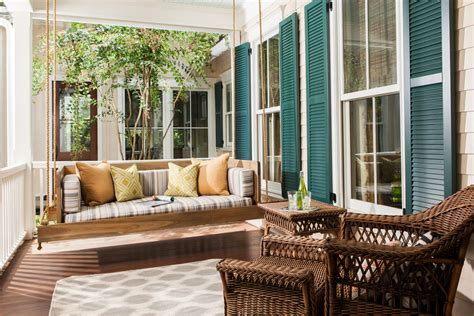 swing on front porches getting ready for summer enliven your porch with comfy swings