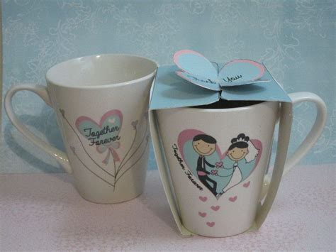 Coffee Mug Giveaways - mug wedding favors