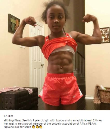 how to roller set a nine year old hair check out this photo of 9 year old with six packs and