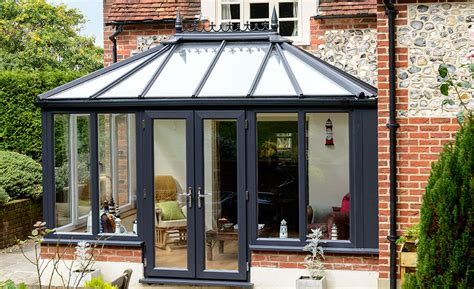 conservatory of conservatories modern classic conservatory range