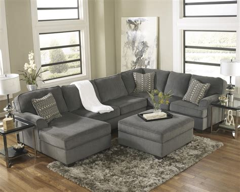 loric sectional ashley furniture loric smoke contemporary 3 piece