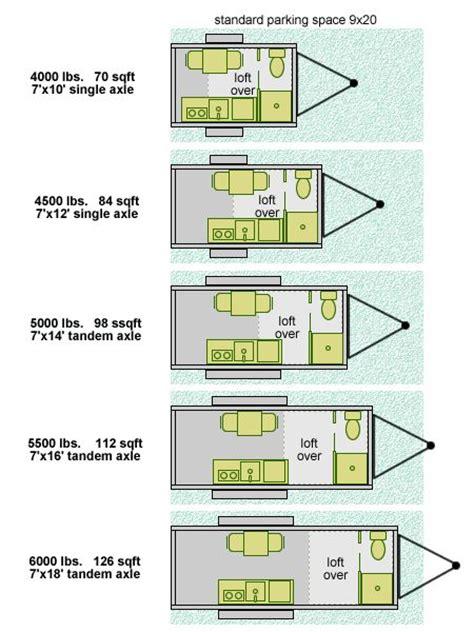 tiny house trailer floor plans best 25 tiny house on trailer ideas on tiny