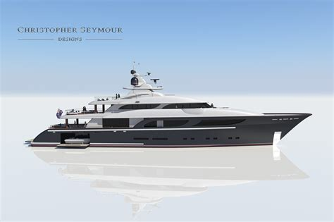 yacht design brief christopher seymour designs news brief yacht charter