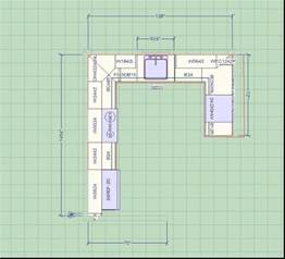 How To Plan A Kitchen Remodel Kitchen Layout Planner Luck Interior