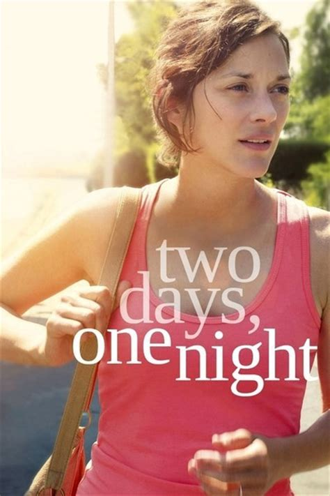 french film one day two nights two days one night movie review 2014 roger ebert